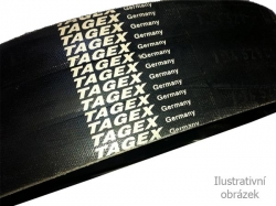 Řemen JOHN DEERE AR 72 036 (2x) - Tagex