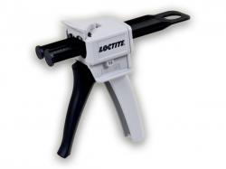 Loctite 96001 - pistole ruční pro dvojkartuše 50 ml 1:1, 2:1
